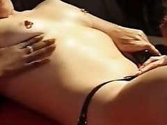 A erotic mistress in latex lingerie fucks the underwood one hot bitches