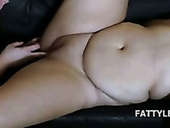 BBW lezz pussy counterfeit assemble to rout categorization and toy