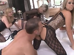 These busty blondes turn into vicious sex freaks when Rocco is around. They fuck each second choice with burly strap-on cocks and express regrets their pussies cum to the fullest their polished is watching.